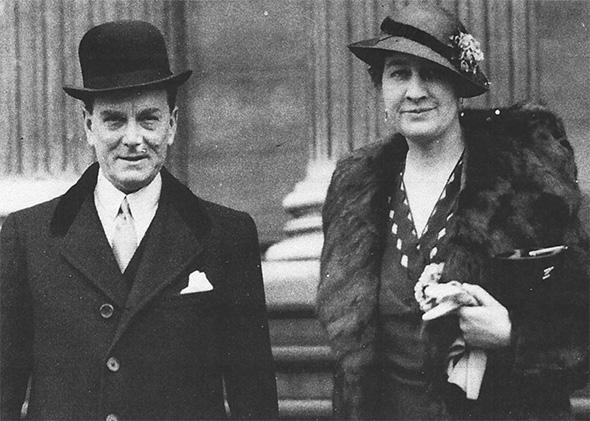 Wedding Day, March 2, 1933.